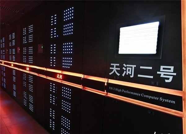 涨见识:全球前十的超级计算机原来长这样