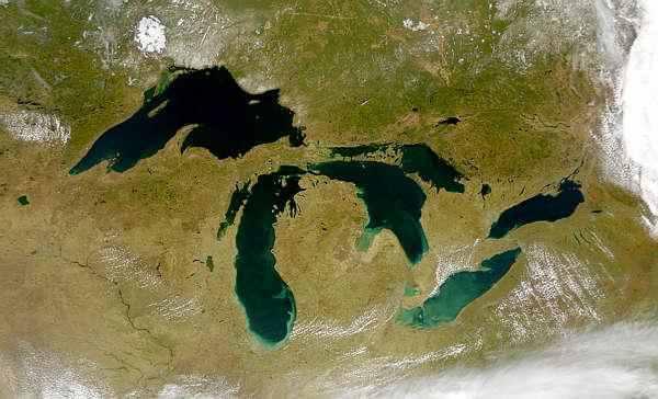 美国才是世界第三领土大国?面积大幅度增长 达到982万平方公里