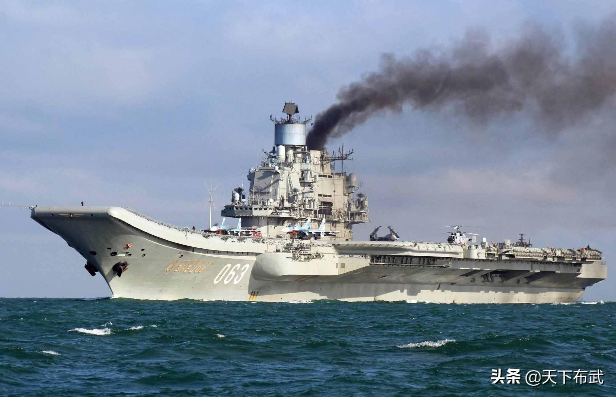 海上绝对实力的象征:盘点全球8个国家,仅剩的21艘航母
