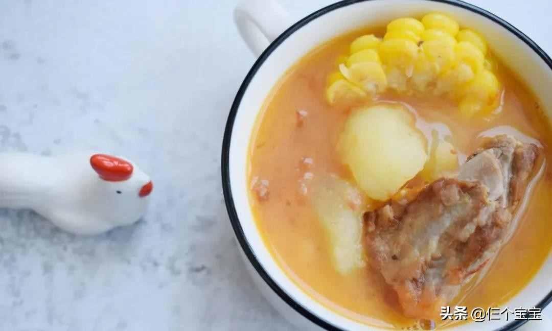 一周做三次的排骨汤,好喝到光盘,邻居孩子都要在我家吃完才肯走