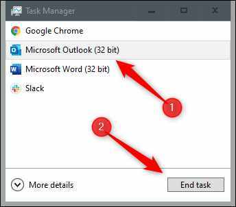 你不知道的Windows 10上强制退出应用程序的方法