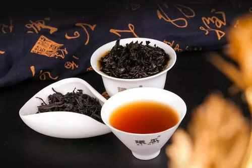 中国历史上十大名茶